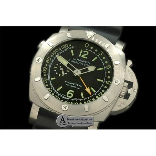 5a10fea1aff Panerai Submersible Replica